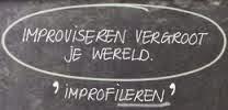 improvileren